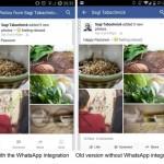 #WhatsApp se integrará con la App de #Facebook