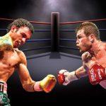 #OFICIAL: ? Chávez Jr. vs Canelo el 6 de Mayo #HayTiro