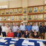 ? Ismael Pérez Pavía Gestionará más recursos federales para Meoqui