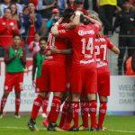 ?? Dejan dudas…pero el Rojo viene de atrás y lo da vuelta 2-1 al Puebla #DiablosTwitteros