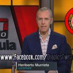 """👹 Murrieta de ESPN: """"El Toluca es un equipo Gitano y Cristante se hace la víctima"""" #DiablosTwitteros"""