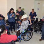 ♿ Entrega DIF de Meoqui sillas de ruedas a personas de escasos recursos