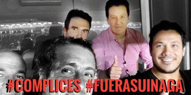 """""""El próximo en bajarse del barco escarlata es Francisco Suinaga"""": Francotirador #DiablosTwitteros"""
