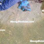 Hayan hombre sin v1da y con dispar0s en Meoqui, ya fue identificado